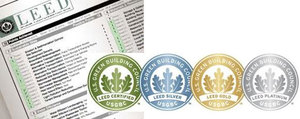 LEED, 4 levels of certification